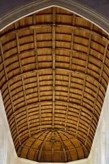 Eglise Saint-Pierre - Français:   Plafond de la cathédrale Saint-Pierre de Saintes