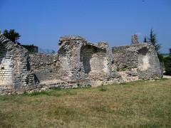 Thermes de Saint-Saloine -  Charente-Maritime Saintes Thermes Romains