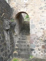 Fort Saint-Charles, Fort Richepance ou Fort Delgrès, puis laboratoire de vulcanologie - Le Fort Louis Delgrès