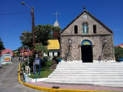 Eglise - English: Église catholique Notre Dame de l'Assomption