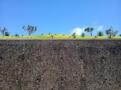 Fort Napoléon - English: Chemise (wall)