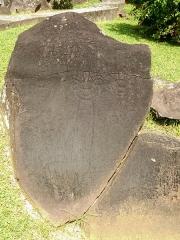 Roches ornées précolombiennes - English: Roches gravées et Polissoirs du Petit Carbet