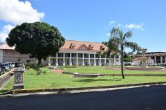 Couvent des Jésuites , ou ancienne Préfecture, ou Hôtel des Palmistes -  Cayenne