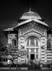 Bibliothèque Schoelcher - Français:   Monument historique et touristique de Martinique
