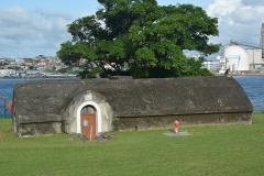 Fort Saint-Louis - Français:   Intérieur du Fort Saint Louis à Fort-de-France, en Martinique