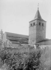 Eglise Notre-Dame et prieuré -