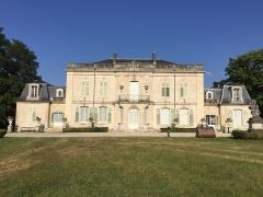Château de Montaigu - English: Château de Montaigu in Jarville-la-Malgrange, France in 2018