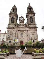 Eglise Saint-Jacques - This building is indexed in the Base Mérimée, a database of architectural heritage maintained by the French Ministry of Culture,under the reference PA00106081 .