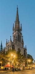 Basilique Saint-Epvre - English: Saint Aprus basilica in Nancy, Meurthe-et-Moselle, France