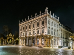 Opéra - théâtre - English: National Opera of Lorraine in Nancy, Meurthe-et-Moselle, France