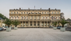 Ensemble immobilier du palais du Gouvernement - English: Palace of the Government in Nancy, Meurthe-et-Moselle, France
