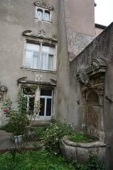 Immeuble - Français:   d\'une maison à Pont à Moousson.