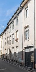 Maison - English: Building at 4 rue du Docteur-Denis in Toul, Meurthe-et-Moselle, France