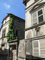 Hôtel de Tavagny - Français:   Vézelise - Hôtel de Tavagny