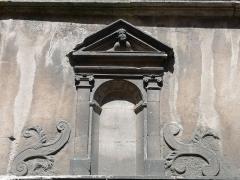 Hôtel de Tavagny - Français:   Vézelise - Hôtel de Tavagny - Décoration