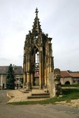 Chapelle des Monts ou la Recevresse - Lëtzebuergesch: Recevresse vun Avioth.