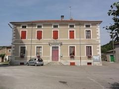 Mairie - Aulnois-sous-Vertuzey (Meuse) mairie