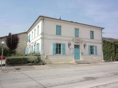 Mairie - Vertuzey (Meuse) mairie