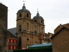 Eglise de la Ville-Haute -  Citadelle de Montmédy.