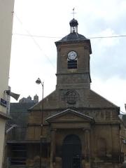 Eglise de la Ville-Haute - Église Saint-Bernard