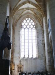 Eglise de Rembercourt - Rembercourt-Sommaisne - Bras sud du transept