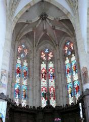 Eglise de Rembercourt - Rembercourt-Sommaisne - Choeur