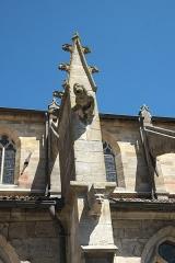 Eglise Saint-Pierre - Deutsch: Kirche Saint-Pierre-et-Saint-Paul in Revigny-sur-Ornain im Département Meuse (Lothringen) in der Region Grand Est/Frankreich