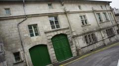Immeuble - Français:   hôtel de Bousmard, XVIe et XVIIIe siècle, monument historique 1 rue Carnot , Saint-Mihiel.