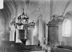 Eglise Saint-Georges et son cimetière -