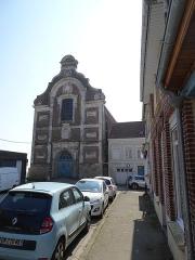 Ancien Collège des Jésuites -  Ancien Collège des Jésuites de Cassel, Nord.- Nord-Pas-de-Calais