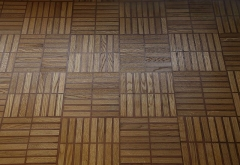 Villa Cavrois - English: Parquet floor in one of the rooms of the villa Cavrois in Croix, France.