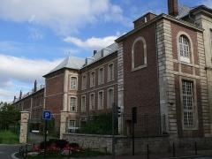 Hôpital général - English: Hospital of Douai (Nord, Hauts-de-France, France).