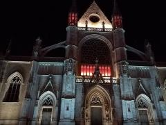 Eglise Saint-Eloi - English: Église Saint-Éloi de Dunkerque.