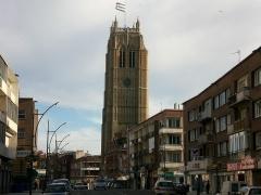Eglise Saint-Eloi -  Beffroi de Dunkerque.