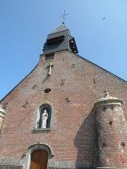 Eglise Saint-Lambert -  Église Sainte Hiltrude de Liessies