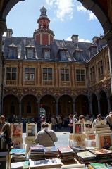 Vieille bourse du commerce - La  Vieille Bourse de Lille Nord (département français)