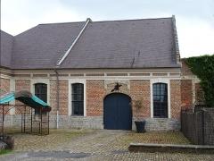 Ancienne abbaye - Français:   Ancienne abbaye de  Marchiennes , Nord région   Hauts-de-France