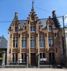 Maison néoflamande -  Maison néoflamande de Steenwerck Nord Hauts-de-France.- France