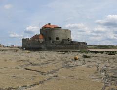 Fort Vauban dit Fort Mahon - Deutsch: Fort Mahon in Ambleteuse