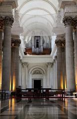 Cathédrale Notre-Dame et Saint-Vaast - English: Interior of the cathedral Notre-Dame-et-Saint-Vaast in Arras, France.