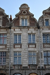 Immeuble - English: Arras, immeuble, 12 Grand-Place.
