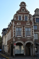 Immeuble - English: Arras, immeuble, 22 Grand-Place.