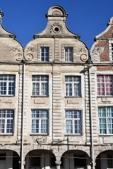 Immeuble - English: Arras, immeuble, 32 Grand-Place.