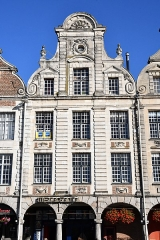 Immeuble - English: Arras, immeuble, 48 Grand-Place.