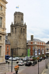 Beffroi - English: Boulogne-sur-Mer, the belfry
