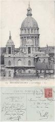 Ancienne cathédrale Notre-Dame - Français:   Boulogne-sur-Mer (France - dép. du Pas-de-Calais - région des Hauts-de-France) — Dénommée historiquement  \