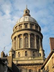 Ancienne cathédrale Notre-Dame - Français:   Vue extérieure du dôme de la Cathédrale Notre-Dame de Boulogne-sur-Mer .