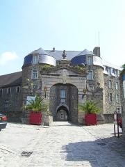 Château d'Aumont -   Musée de Napoléon  Photo personnelle (own work) de Marianna