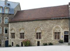 Château d'Aumont - English:   Boulogne-sur-Mer, castle, the palas
