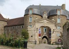 Château d'Aumont - English:   Boulogne-sur-Mer, the castle